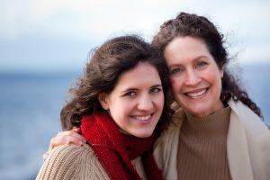 Ik en mijn moeder, eczeem