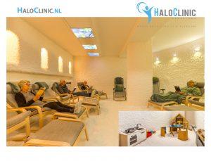 Zouttherapie, halotherapie