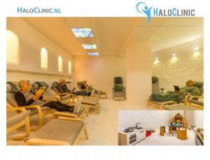 Zouttherapie, halotherapie, zoutkamer