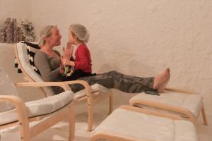 zoutkamer, zouttherapie, Halotherapie, speleotherapie, Astma en allergiecentrum