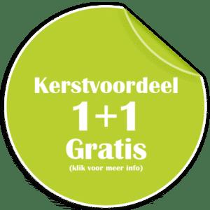 kerstvoordeel, actie bij HaloClinic Nederland