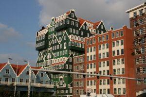 Centrum Zaandam HaloClinic Nederland 4 minuten loopafstand van Station Zaandam