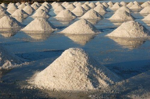 Zout, Zouttherapie, zoutkamer, zoutwining