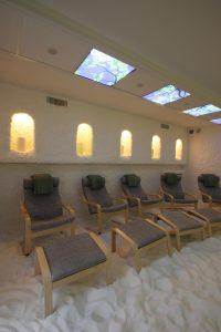 Halotherapie behandelen zoutkamer Zaandam en Heemstede