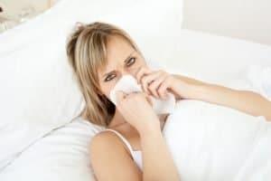'Medicijnen helpen niet tegen verkoudheid'
